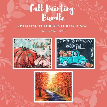 Fall Painting Bundle