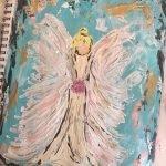 Palette Knife Angel