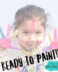 Free Kids Paint Lesson!