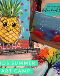 Kids Summer Art Camp coming soon!