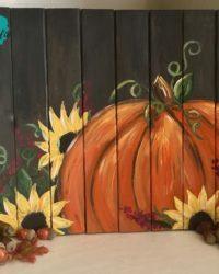 Pumpkins, Paints and Parties!